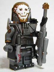 Apocalypse Bounty Hunter (~Amadgunslinger~) Tags: star post lego fig apocalypse halo mini hunter wars minifig custom bounty brickarms brickforge