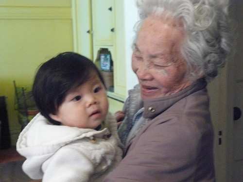 Gideon and Great Grandma