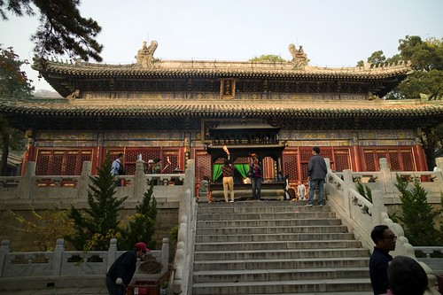 Thumbnail from Tanzhe Temple