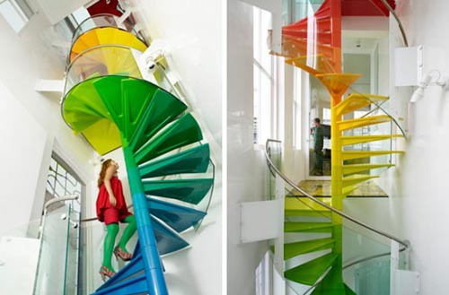 rainbow-spiral-monkey-stairs-1