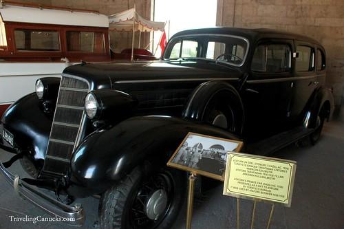 Ataturk's Vintage Car