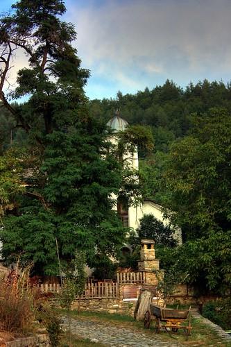 """Church """"St. Parashkeva"""", Leshten"""