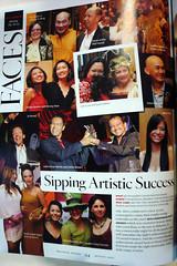 Malaysia Tatler - Sipping Artistic Success