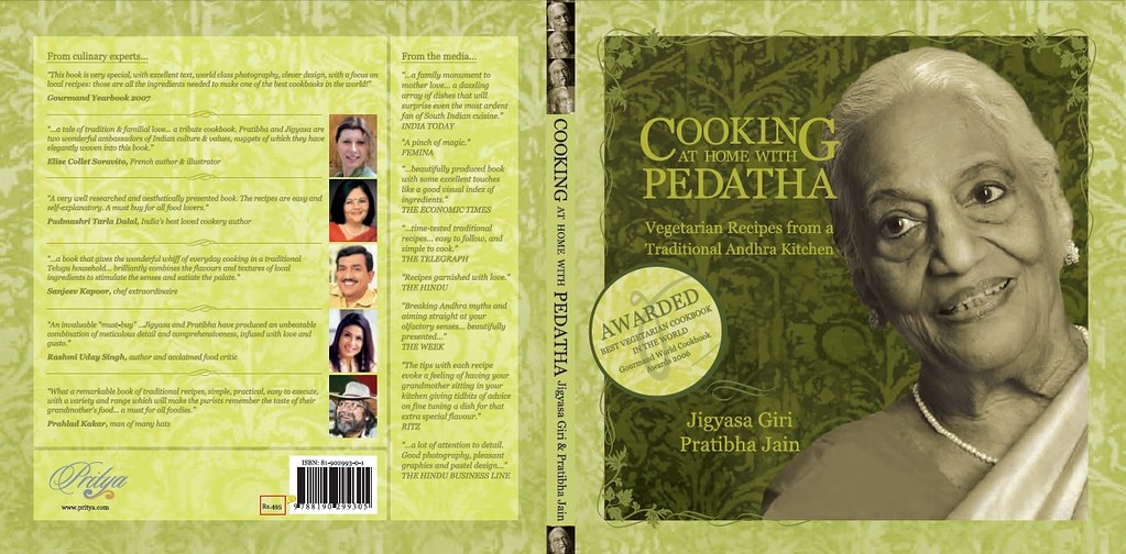 Andhra Vegetarian Cookbook