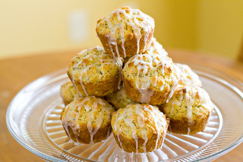 Lemon Poppy Seed Muffins - 5