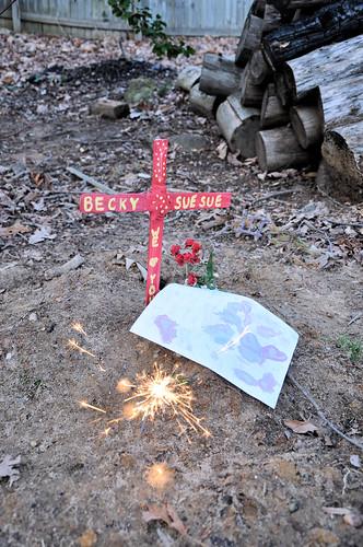 becky grave sparkler