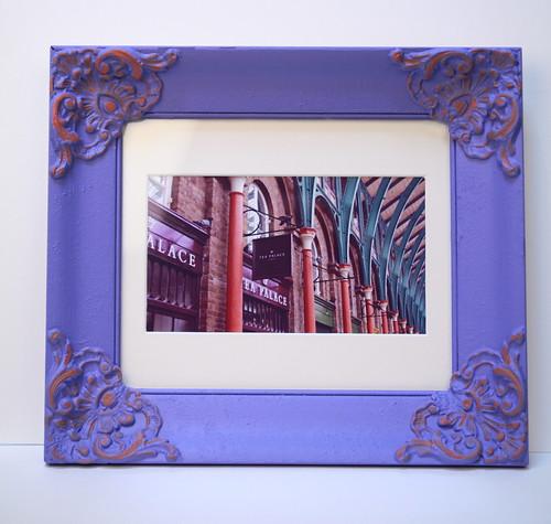 Hand made frame by Pierre Mallien (pit van meeffe)