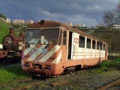 Old days - Duro Dakovic (pfloraf) Tags: portugal rail trains douro cp bahn railways trens comboios ferrocarriles treni