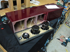 Cabinets getting assembled (phidauex) Tags: speakers cncrouter speakercabinets zaph zdt35 phoenixasylum