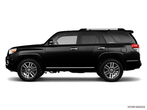 Toyota 4Runner Limited Exterior