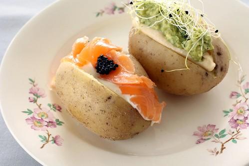 Creatieve patat