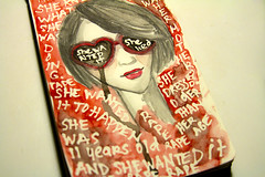 She wanted it (allicette) Tags: life woman art moleskine girl female illustration pencil town sketch women texas child faces humanity drawing aquarelle illustrations drawings sketchbook rape sick violation graphite abduction scratchy abuse illness unfair molestation plunder pillage condition animalistic plundering rapine 11yearold depredation maltreatment spoliation allicette allicettetorres despoliation criminalattack despoilment forcibleviolation statutoryoffense postaweek2011