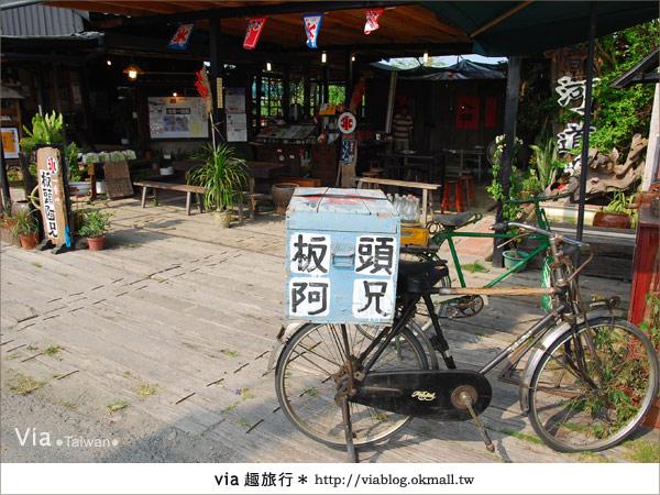 【嘉義景點】新港板頭村交趾剪粘藝術村~到處都是有趣的拍照景點!15