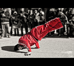 Breakin 2 Electric Boogaloo (Mike Orso) Tags: nyc 2 electric square break dancing times breakin boogaloo