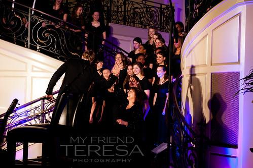 Cary Academy, Canadian Tenors, Cary Academy Chorus