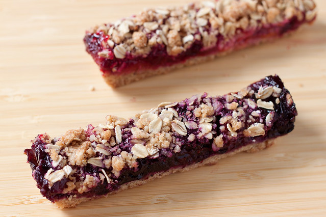 Fruity Oaty Bars