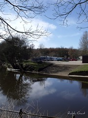 City Boathouse, Caravan Club Certificated Location.