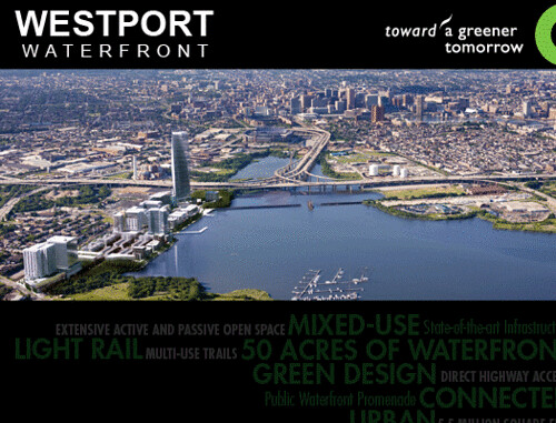 Westport Waterfront development promotion, Baltimore