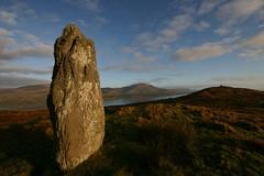Standing Stone Sunrise