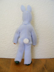back of Mr Bunnyman (Sweetina) Tags: shop vintage fun thrift collectable thrifty midcentury newold oldnew csst sweetina