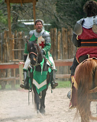 Sherwood Forest Faire 2011 (Flagman00) Tags: costumes tx tournament knight med