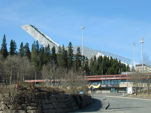 Salto de ski Holmenkollen, Oslo