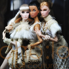 Safari Couture: Cover (CHO:LO) Tags: elise monogram ooak safari fr dasha couture discreet fr2 cholodollcouture