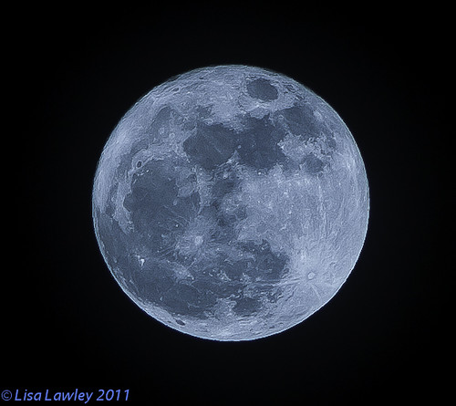 The Super Moon Of 2011