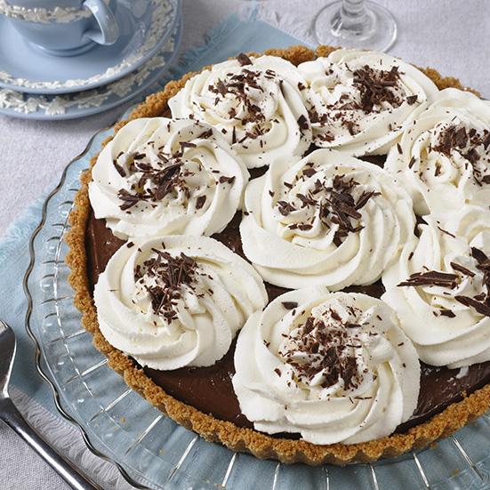 Kay's Chocolate Cream Pie 2 red