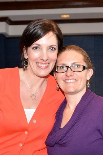Jo-Lynne and Mel