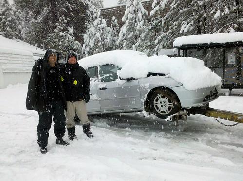 2011.03.20 Kirkwood Snowboarding