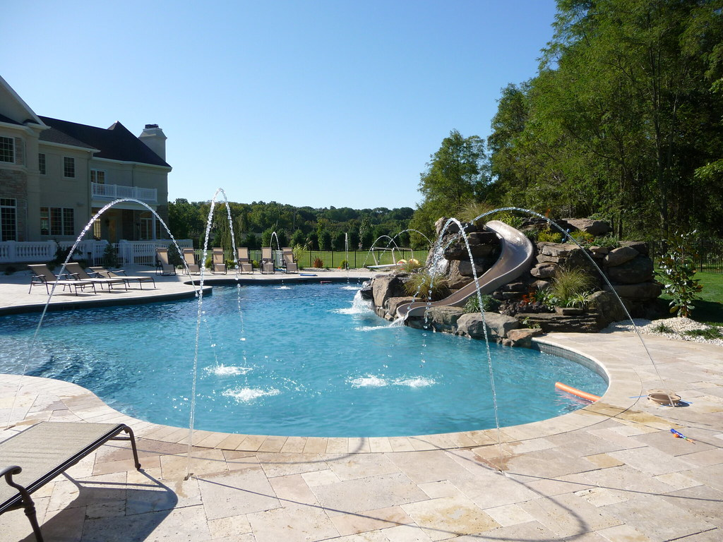 The world 39 s most recently posted photos by custom luxury for Swimming pool design jobs