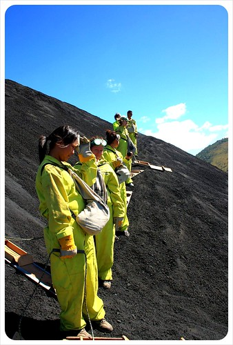 Volcano Boarders