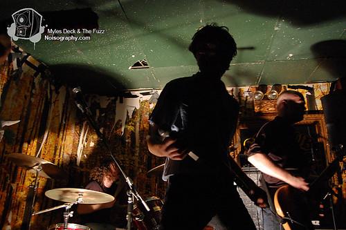 Myles Deck & The Fuzz - Gus' Pub - March 19th 2011 - 16