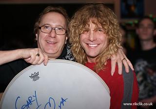 Gary + Steven Adler