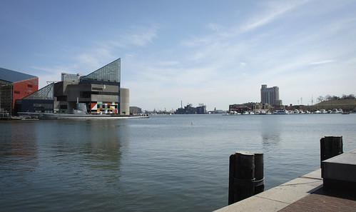 harbor and aquarium