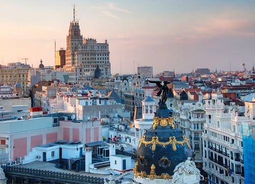 Madrid Rooftops 07