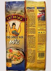 Fijne Chinese Wok Mie