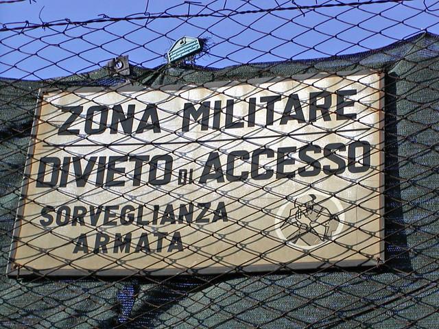 Caserma Militare Livorno