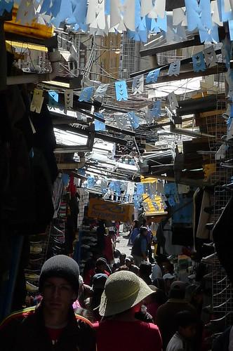Graneros Mercado - La Paz, Bolivia