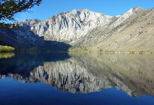 Nice reflection on Convict Lake