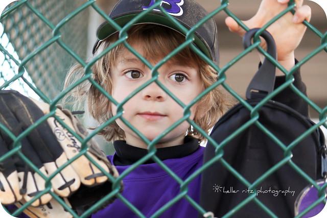 Through the Fence_T-ball Season One