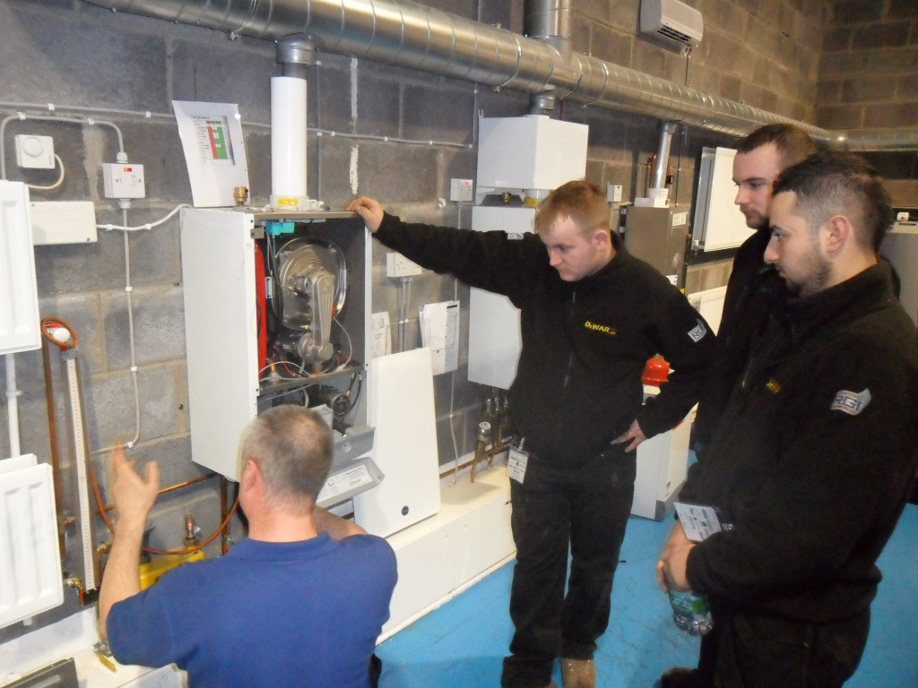 Dewar.ie Gas Service Division Baxi Group And Potterton Training Day