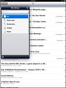 Diigo iPad App