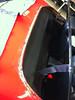 36 Jaguar E-Type Serie II die typische aufgelöste Nagelleiste rs 01