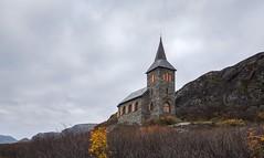 King Oscar II Chapel (M_T_N) Tags: grensejakobselv srvaranger etelvaranki norway chapel kappeli autumn syksy finnmark