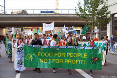 Food for people, not for profit (Red Cathedral is offroad + off-grid in les Pyrn) Tags: sonyalpha a77markii a77 mkii eventcoverage cosplay alpha sony sonyslta77ii slt evf translucentmirrortechnology redcathedral streetphotography belgium alittlebitofcommonsenseisagoodthing activism protest ttip ceta stop greenpeace brussel bruxelles brussels occupy manifestation demonstrate march wetstraat ruedelaloi green groen