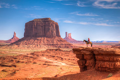 Day 188-365 John Ford Point (giuliomeinardi) Tags: john ford point monument valley usa navajo indiani america stati uniti national park cavallo horse wayneexploring history cayenna giulio meinardi canon 2470 5d3