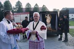 Peregrynacja Figury w. Michaa Archanioa012 (Sanktuarium w Krzeszowie) Tags: krzeszw grssau boogrobcy gargano archanio micha saint michael archangel
