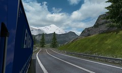 renault magnum euro truck simulator 2 (trucker on the road) Tags: euro truck simulator 2 scandinavia dlc east daf xf veicoli bring transport germany trailer pack skin flag holland truckers heavy bretagne express weeda arctic trucker